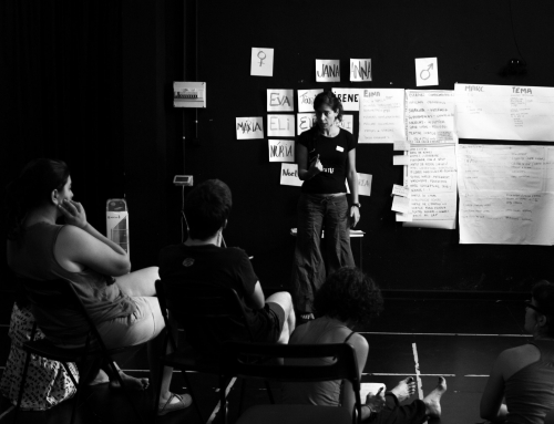 Cursos de Teatre Social i Teatre de l'Oprimit