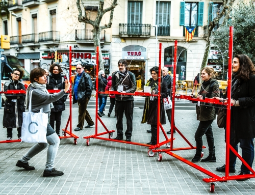 Recerca i teatre: ConsCIÈNCIES a la Plaça