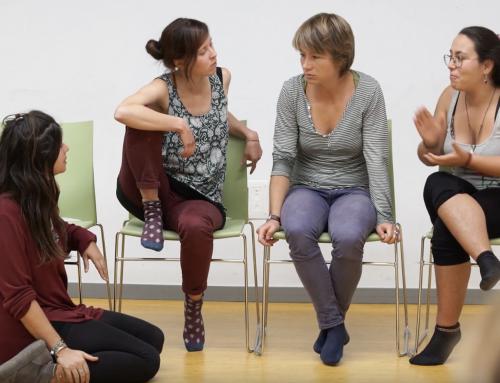 Taller de teatre social per a dones, artistes i activistes