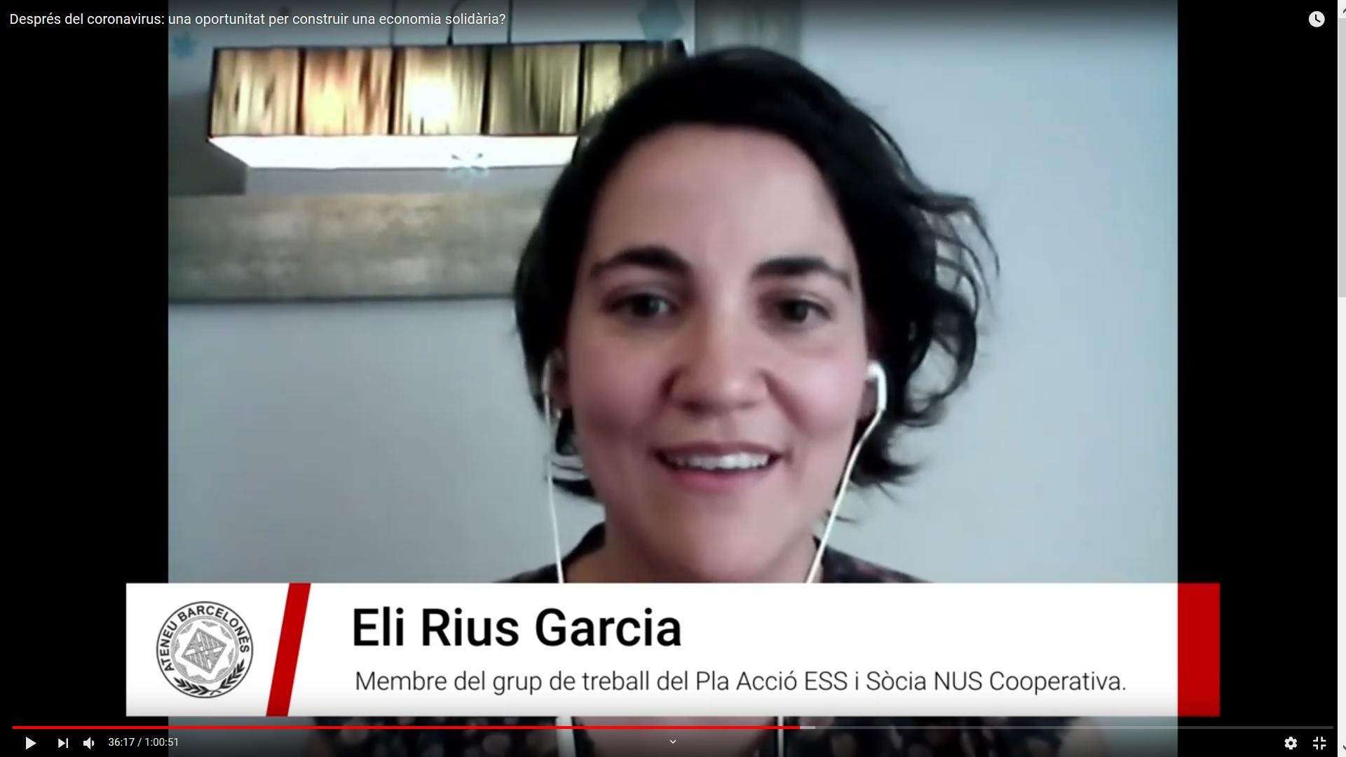Després del coronavirus: una oportunitat per construir una economia solidària?